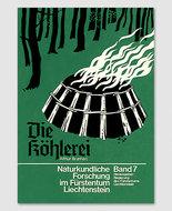 Die Köhlerei in Liechtenstein