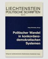 LPS 15 - Pol. Wandel in konkordanz-demokratischen Systemen