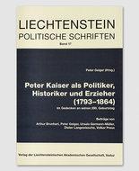 LPS 17 - Peter Kaiser als Politiker, Historiker und Erzieher