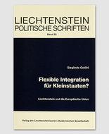 LPS 33 - Flexible Integration für Kleinstaaten?