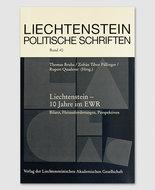 LPS 40 - Liechtenstein - 10 Jahre im EWR