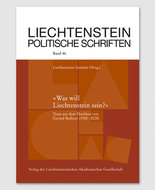 LPS 46 - Was will Liechtenstein sein?