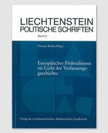 LPS 51 - Europäischer Förderalismus im Licht der Verfassungsgeschichte