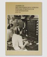 Jahrbuch des Historischen Vereins Band 106