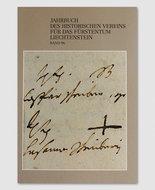 Jahrbuch des Historischen Vereins Band 96