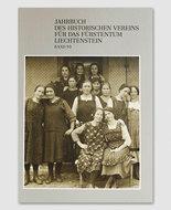 Jahrbuch des Historischen Vereins Band 93