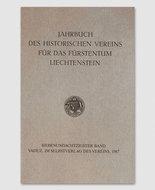 Jahrbuch des Historischen Vereins Band 87