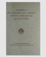Jahrbuch des Historischen Vereins Band 85