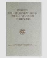 Jahrbuch des Historischen Vereins Band 84