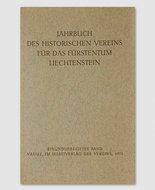Jahrbuch des Historischen Vereins Band 71