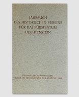 Jahrbuch des Historischen Vereins Band 69