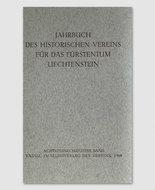 Jahrbuch des Historischen Vereins Band 68