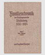 Familienchronik der Walsergemeinde Triesenberg